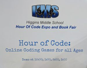 Online coding games poster