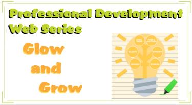 Teacher professional development series