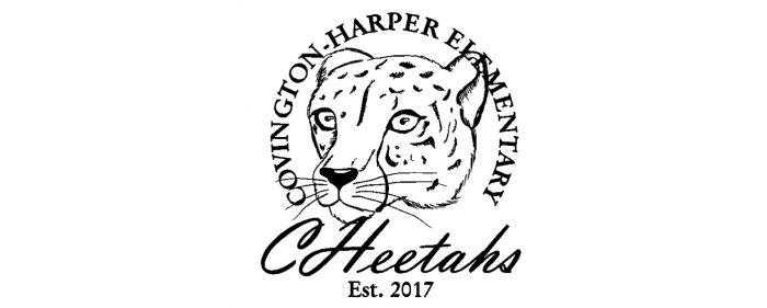 School's Mascot The Cheetah